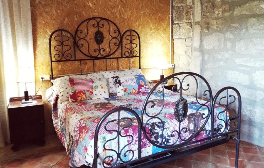 Habitacions dobles i triples en casa rural El Torrent, Solsones